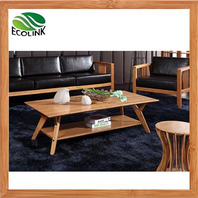 Simple Solid Bamboo Wood Home Furnishing Sofa Lounge