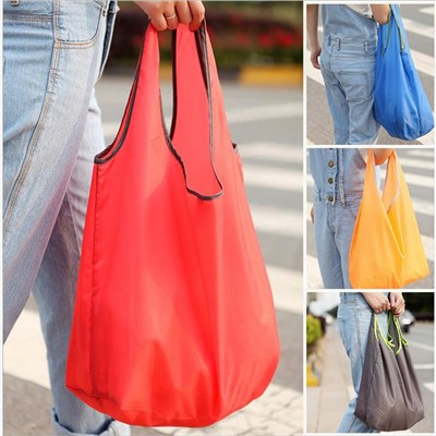 Wholesale polyester tote bag Foldingbag used For Shopping