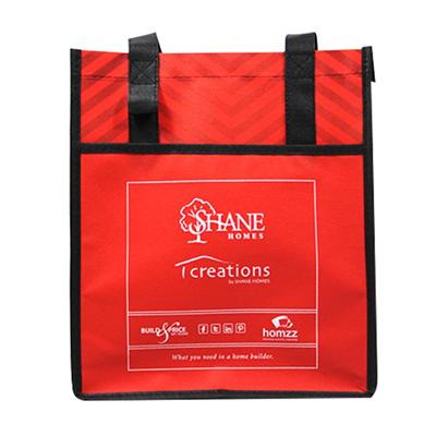 BSCI Audited Customized Pp Non Woven Tote Bag