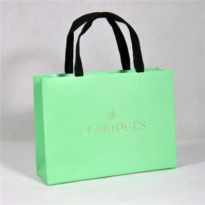 Manufacturer Promotional Paper Tote Bag With Custom Design