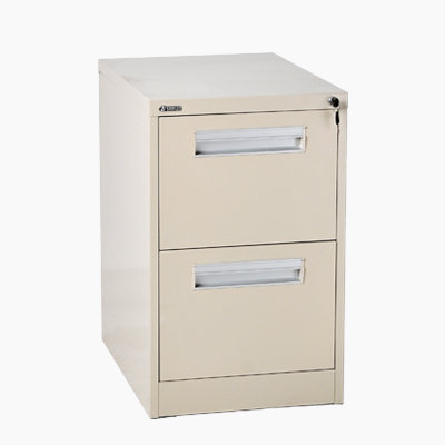Steel Office Furniture Manufacturer Modern Storage 2 Drawer Anti-tilt Steel File Cabinet with price