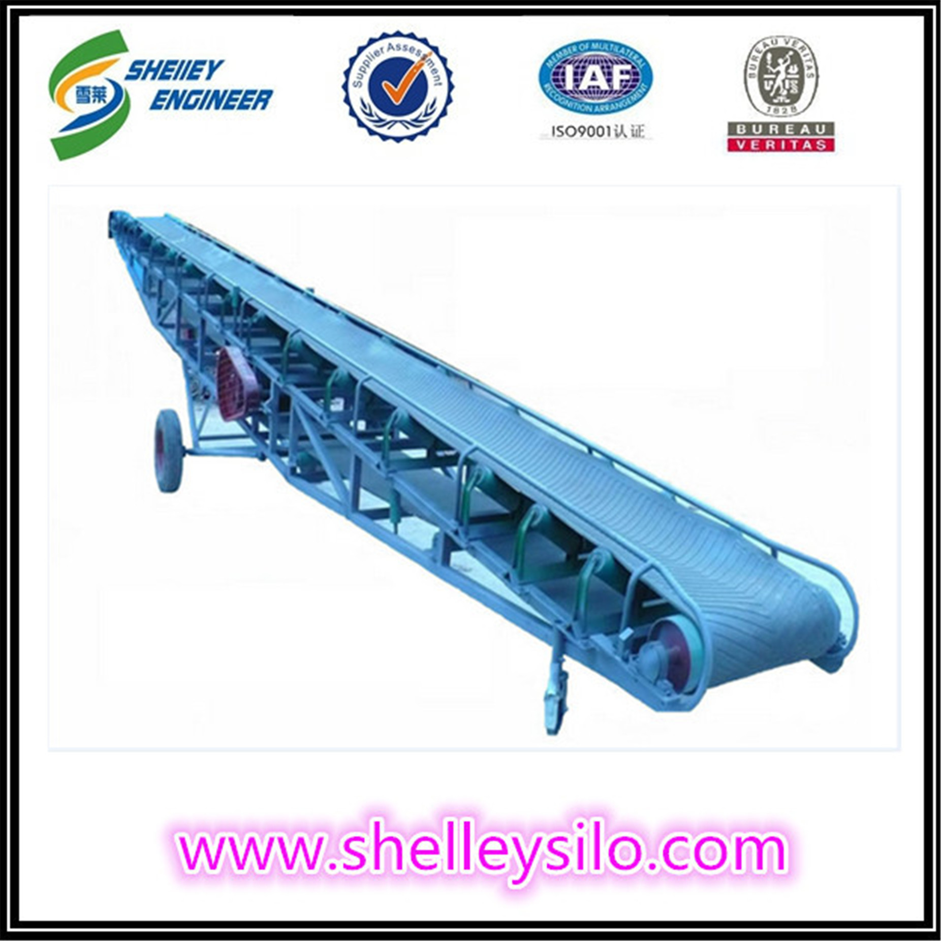 used grain belet conveyors price