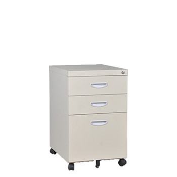 Kindle customized drawer mobile filing cabinet with wheels