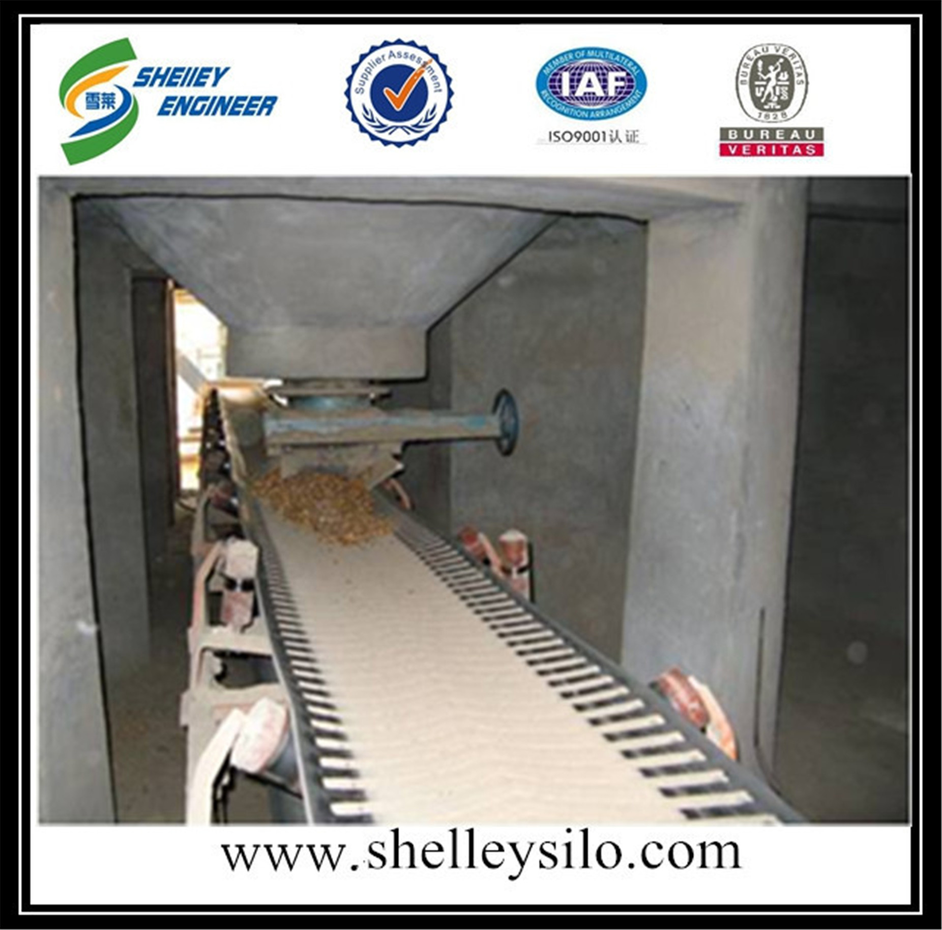 used rubber conveyor belt machine
