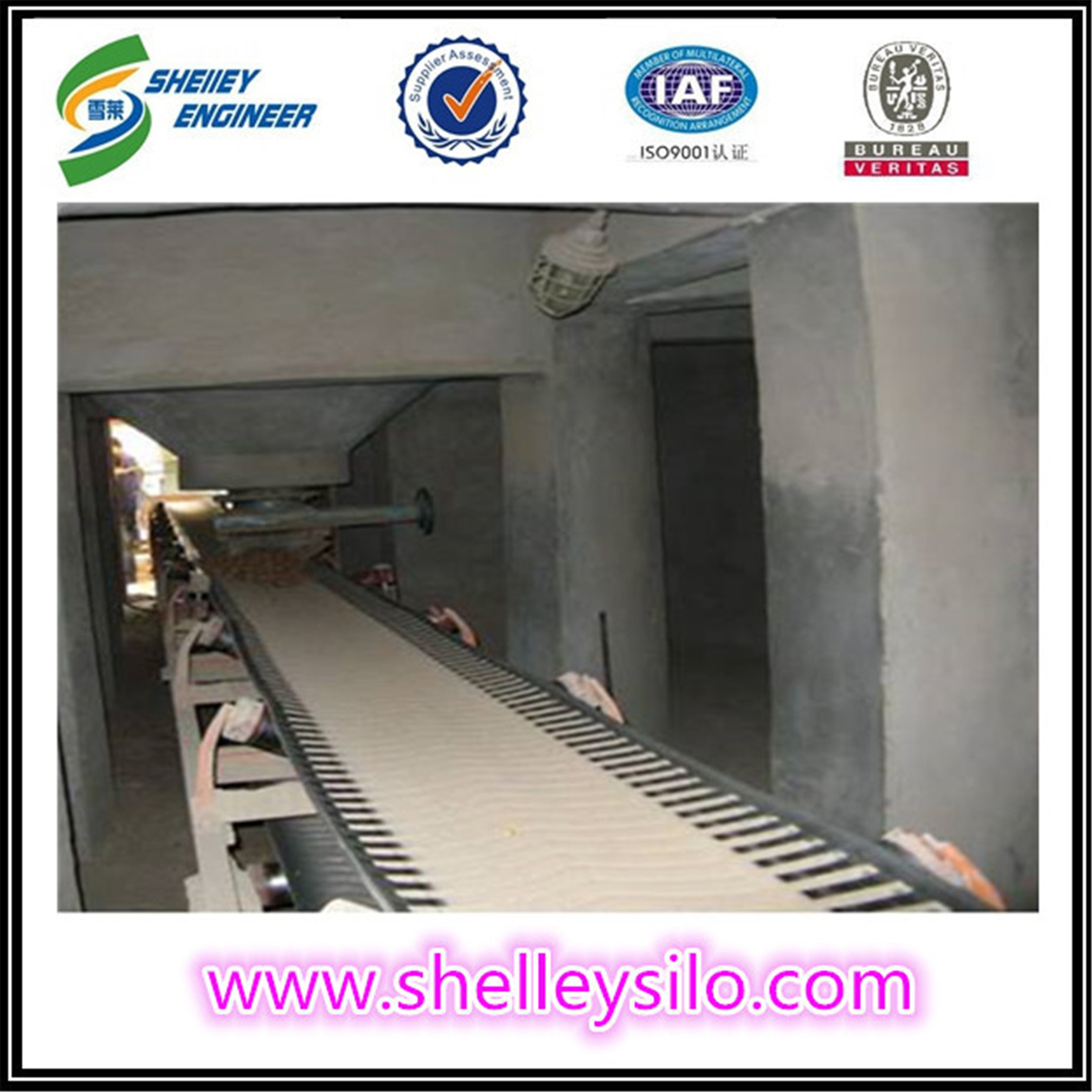 rubber belt conveyor machine china manufacturer