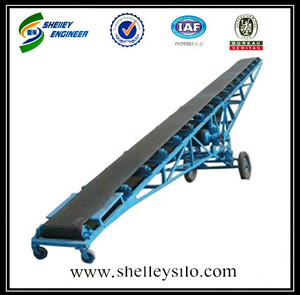 cheap fertilizer steel belt conveyor