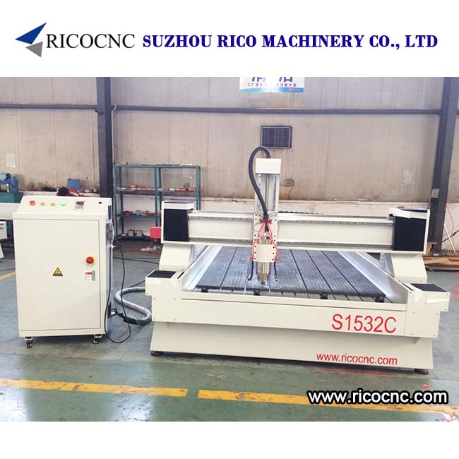 Stone CNC Router Marble Carving Machine Granite Engraving Tool Stone Cutting Machine S1325C