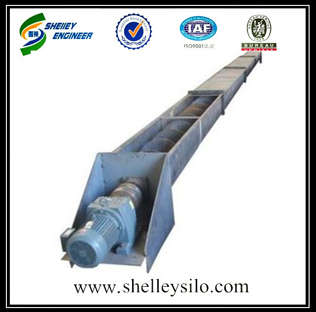 pig feed small screw conveyor