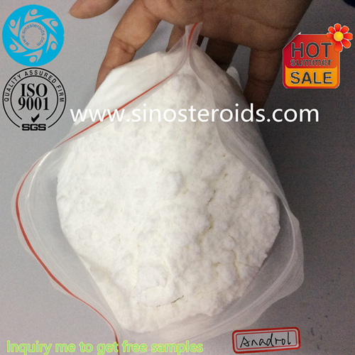 Oral Anabolic Steroids Winstrol / Stanozolol 10418-03-8