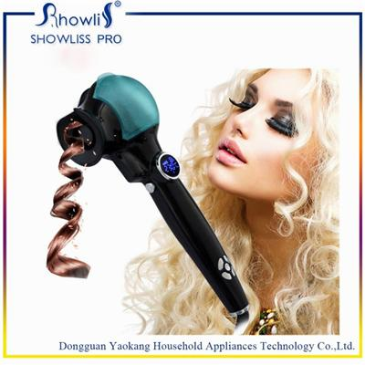 Curling Iron Dual Voltage 100-240V With Steam Function