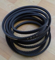 IS4184, DIN2215 BS3790 Classical-Section Raw Edge Cogged V-belt