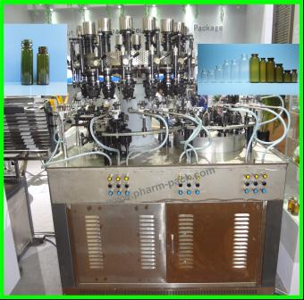 Glass Vial Forming Machine