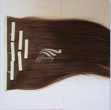 Wholesale Double Tape in Real Human Hair Extension