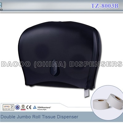 TZ-8003B Double Jumbo Roll Tissue Dispenser