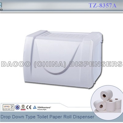 TZ-8357A Drop Down Type Toilet Paper Roll Dispenser