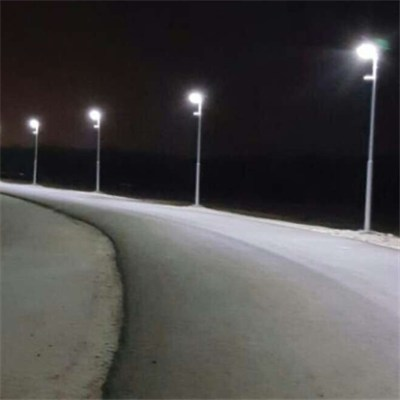 30W All in One Integrated LED Solar Street Light 160LM/W nighthwak light Road Smart