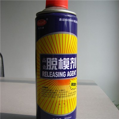 Aerosol Of Oil-based And External Release Agent For Wax Products