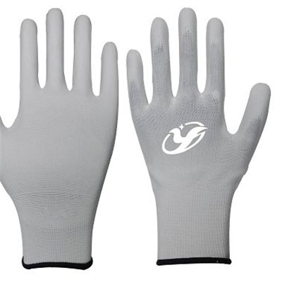 High Quality Safety PU Palm Dipped Gloves