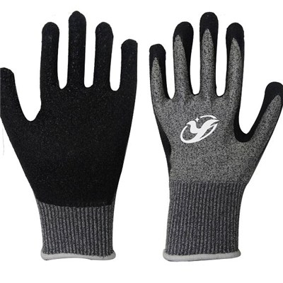 Latex Working Glove Hand Protect Cut Resistant Glove
