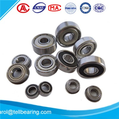 6201 ZZ & 2RS Series Ball Bearings For Mounted Bearings Ball Bearing Exporters Special Ball Bearings