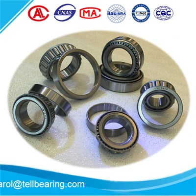 322 Series Teper Roller Bearings For Chrome Steel And Carbon Bearing Rolling Mill Bearing