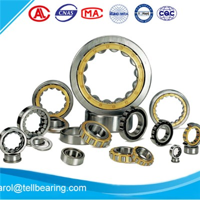 N & NU Series Cylidrical Roller Bearings For Single-row