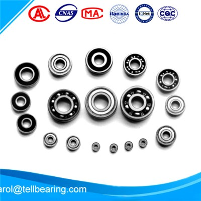 60 Series Miniature Bearings For Currency-counting Machine Bearing And Instrument Bearings