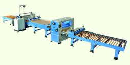 Highglossy pvc panel/film laminating machine with PUR hotmelt glue,  PUR hotmelt laminating machine
