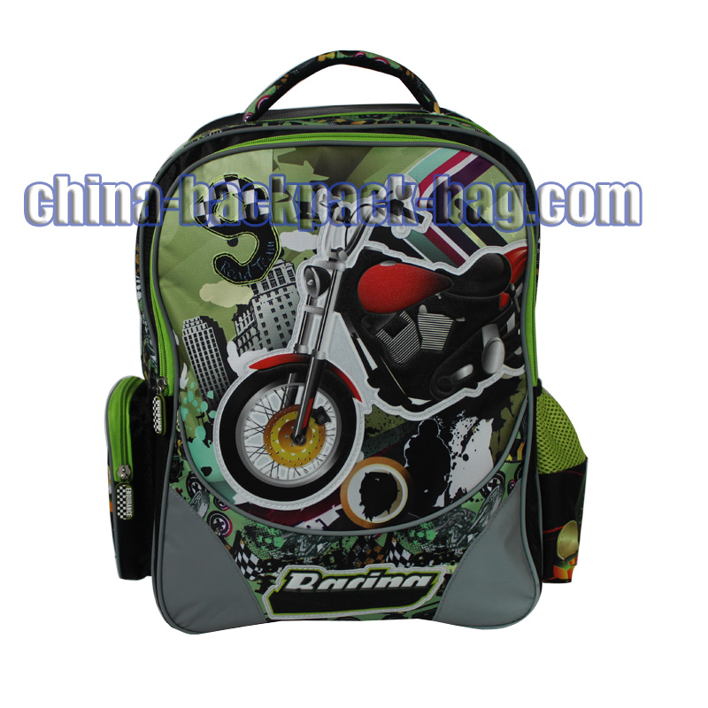 Green Child School Bags