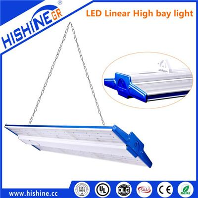 Linear Led High Bay Lighting 300W Industrial Lighting Fixture Warehouse Low Bay With Best Price