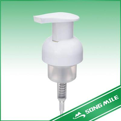 40 And 43mm Foam Pump For Shampoo And Body Lotion