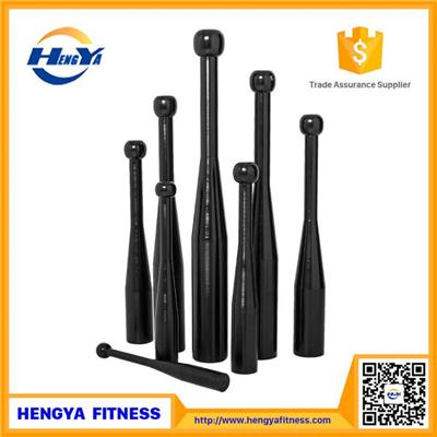 High Quality Fitness Equipment Steel Clubbell