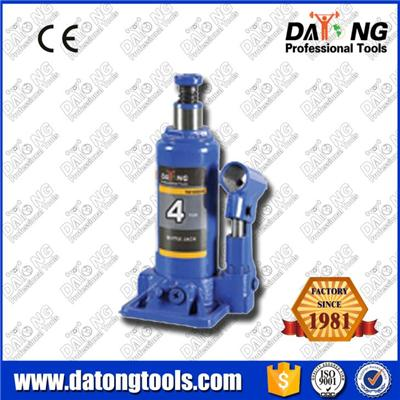 Hydraulic Bottle Jack Lifting Ram In Carry Case 4000kg