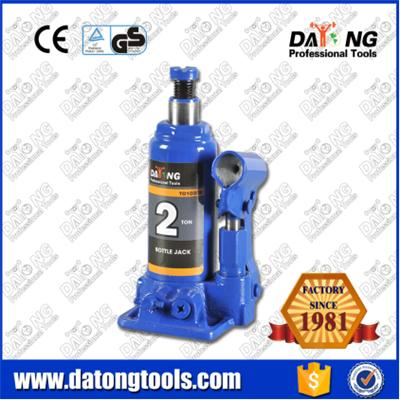 Hydraulic Bottle Jack Lifting Ram In Carry Case 3000kg