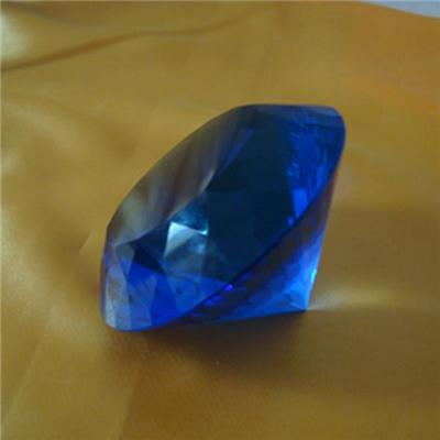 Blue Crystal Diamond