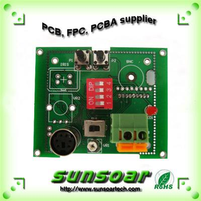 2 Layer Pcba And Pcb Manufacture In Shenzhen