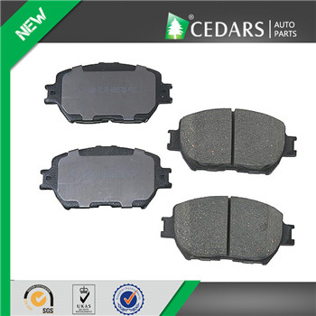 High Quality Ceramic Brake Pad with ISO/TS16949