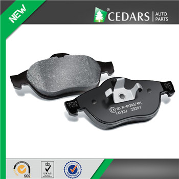 Long Service Life Auto Brake Pad for Car with 12 Months Warranty
