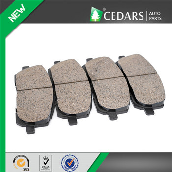 Low Dust OEM Brake Pad with ISO/TS16949