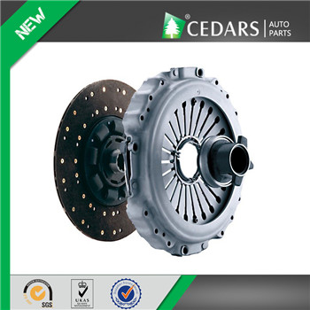 Professional Clutch Cover and Cover Plate Suppliers with ISO/TS 16949
