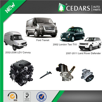 10 Years Experience Wholesale Ford Transit 2.4 TDCI Diesel Engine