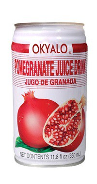 Okyalo 350ML 100% Pure Pomegranate Juice Drinks