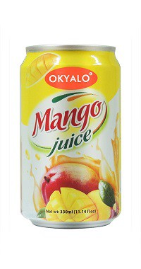Okyalo 350ML Best Fresh Mango Fruit Juice & Drink