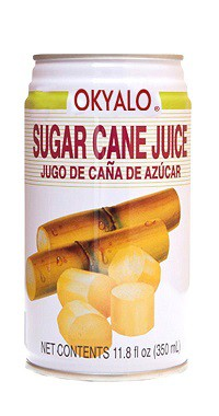 Okyalo 350ML Fresh Sugarcane Juice and Sugar Cane Drink, Okeyfood
