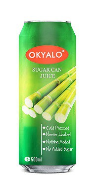 Okyalo 500ML Best Sugarcane Juice and Sugar Cane Drink, Okeyfood