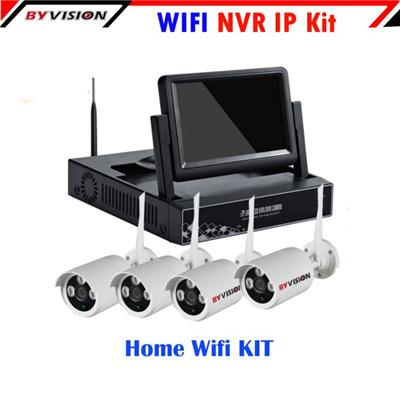 Wifi LCD NVR Kit
