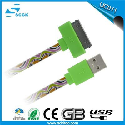 Hot selling 30 pin charging cable, usb 30 pin cable,best 30 pin cable,usb 30 pin connector cable