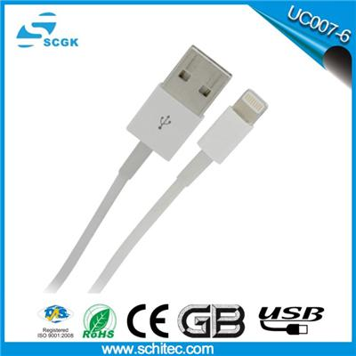 Factory directly selling usb transfer cable, data transfer cable usb,usb data transfer cable for i5 i6 i7