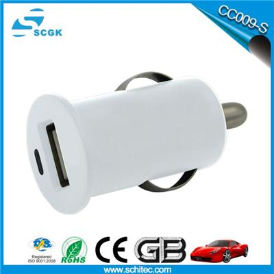 High quality chargers car usb adapter for smartphone directly charger factory selling