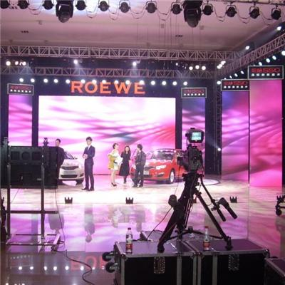 P3.91 Indoor Rental LED Display For Stage